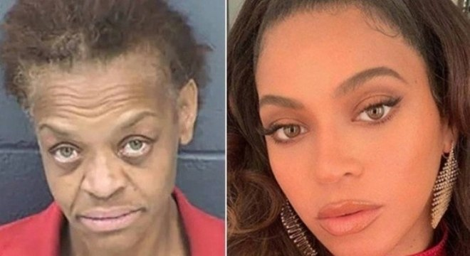Mulher alegar ser Beyoncé após ser presa por roubo de carro