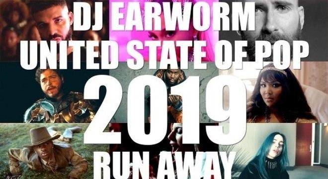 Dj Earworm lança mashup com grandes sucessos de 2019. Escute!