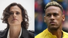 """Post de Zélia Duncan criticando Neymar viraliza: """"Promessa como atleta. Decepção como cidadão"""""""