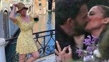 Se enganou? Katy Perry publica foto de Jennifer Lopez aos beijos com Ben Affleck