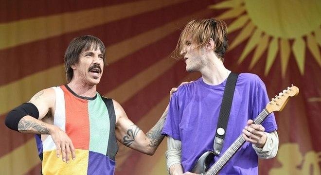 Josh Klinghoffer diz que não guarda rancor pela sua saída do Red Hot Chili Peppers