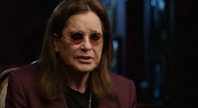 Ozzy Osbourne revela que foi diagnosticado com mal de Parkinson
