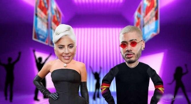 Lady Gaga e Drake