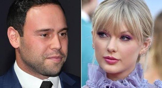 Scooter Braun diz que sua família foi ameaçada desde desabafo de Taylor Swift