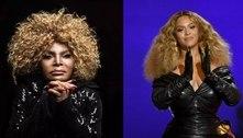 """Beyoncé homenageia Elza Soares e brasileira agradece: """"Feliz por ser lembrada"""""""