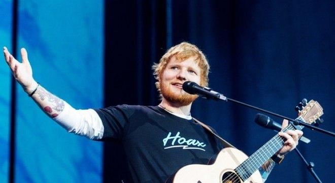 Ed Sheeran dá recado sobre pausa na carreira e das redes sociais: