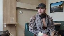 """Leo Stronda fala sobre acidente que queimou 30% de seu corpo: """"Nasci de novo"""""""