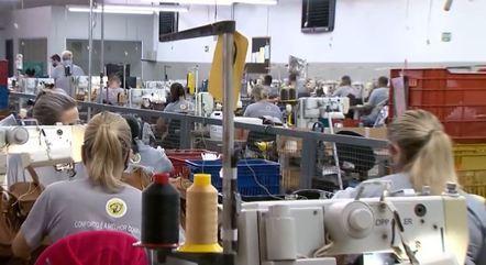 Demanda por bens industriais avançou no Brasil