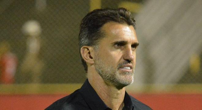 Vagner Mancini comandará o Atlético-MG até o fim da atual temporada