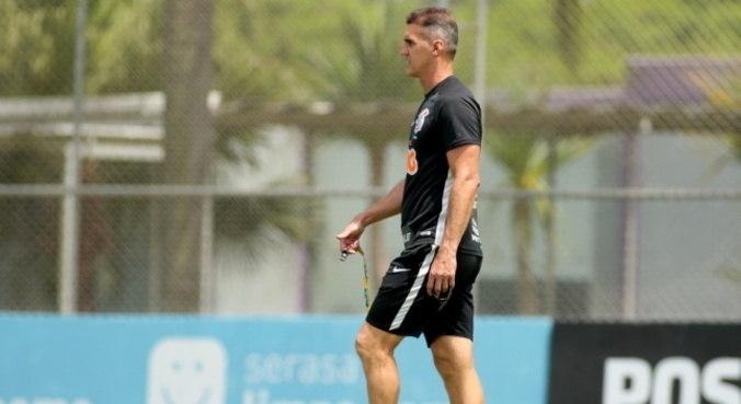Mancini treinou para não deixar espaço para Brangantino atacar Corinthians