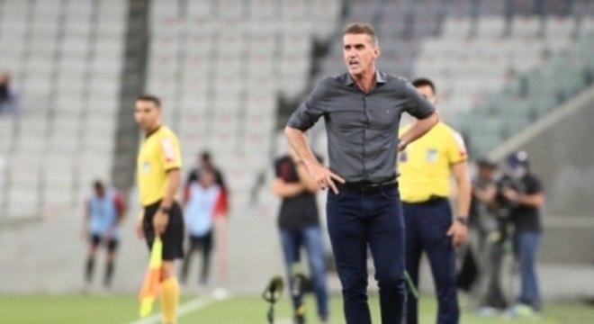 Vagner Mancini - Athletico-PR x Corinthians