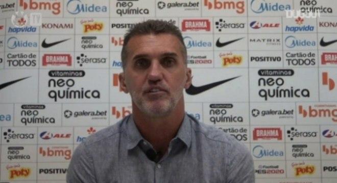 Vagner Mancini - Coletiva Corinthians