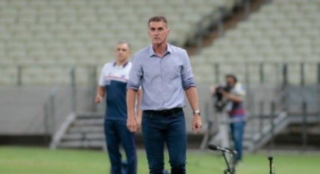 Vagner Mancini - Fortaleza x Corinthians
