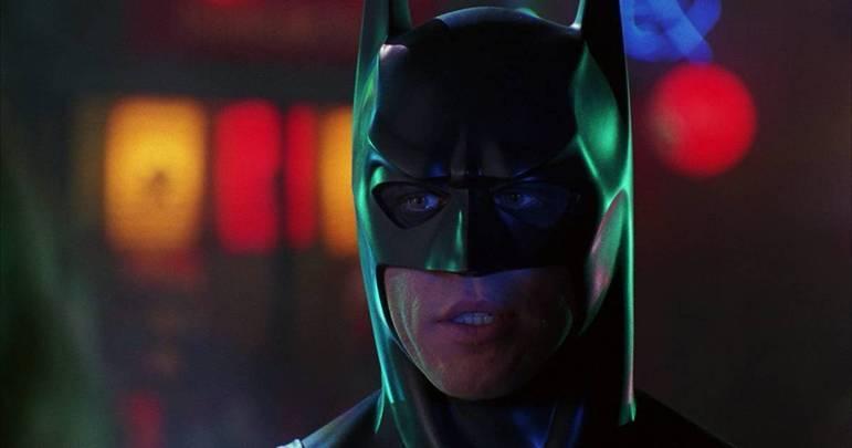Val Kilmer, Batman Eternamente(1995): sucesso de bilheteria, foi o único filme que o ator de Top Gun viveu o Batman. Anos depois, ele disse que se arrependeu de ter feito o filme em depoimento ao próprio documentário, lançado em 2021Veja:Cinco motivos para odiar Batman Eternamente em seus 25 anos