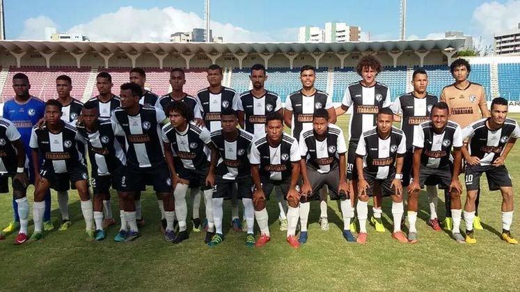 Valdir - 5 gols - Maruinense - Campeonato Sergipano