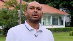 Dois homens são presos acusados da morte de ex-jogador do Vasco em SP (Reprodução/RecordTV)