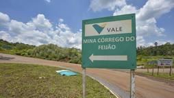 Barragens da Vale em Ouro Preto são reprovadas em teste de segurança  ()