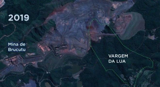 Parte da comunidade tem sido impactada pela mineração da Vale