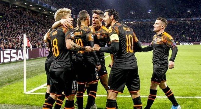 Valencia, a liderança na rodada derradeira