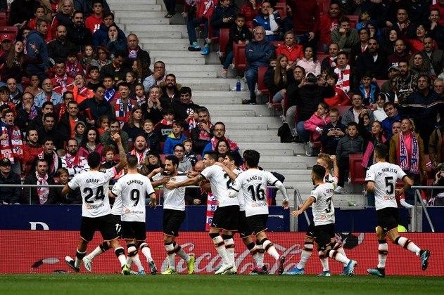 Valencia - Último título espanhol - 2003/2004 - Anos na fila do Campeonato Espanhol: 17 anos