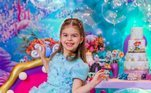 Valentina Muniz, filha de Wellington Muniz, o Ceará, e Mirella Santos, é outra grande figura que faz sucesso. A menina, de 7 anos, tem até conta verificada no Instagram com mais de 2 milhões de admiradores