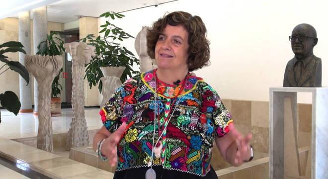 Valeria Souza é considerada uma das maiores especialistas no ecossistema de pântano
