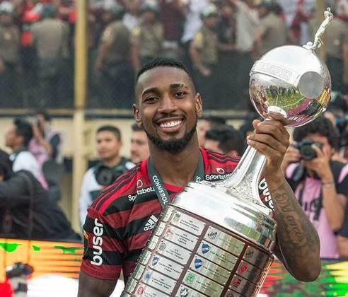 Valeu, Coringa! Negociado com o Olympique de Marseille (FRA), Gerson se despede do Flamengo nesta quarta-feira. Relembre números, títulos e feitos do camisa 8 com o Manto!