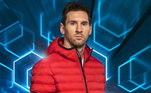 3º - Messi - Jogador de futebol da ArgentinaValor por publicação - R$ 3,6 milhões