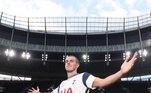 8º - Gareth Bale - Jagador de futebol do País de GalesValor por publicação - R$ 1,1 milhão