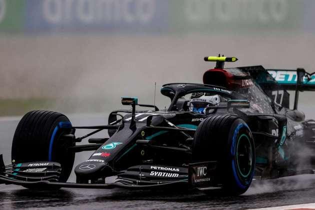 Valtteri Bottas reclamou de superaquecimento nos freios