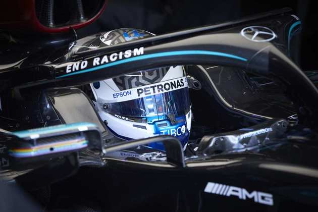 Valtteri Bottas tenta chegar na casa das 10 vitórias na Fórmula 1