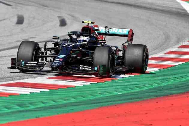 Valtteri Bottas venceu o agitado GP da Áustria com margem de 2s7 para Leclerc