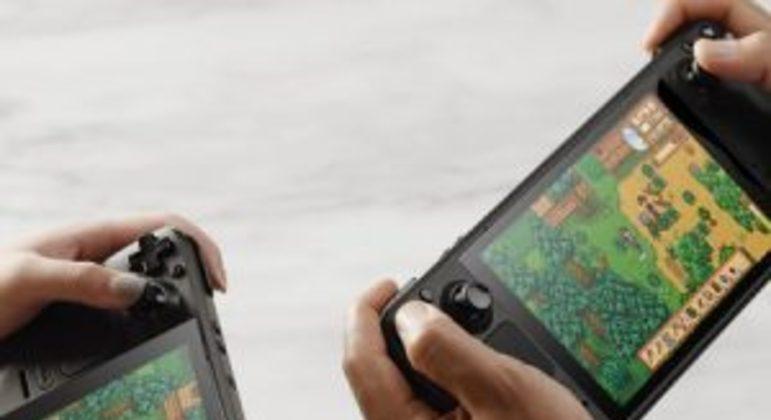 Valve anuncia portátil Steam Deck, no estilo do Nintendo Switch