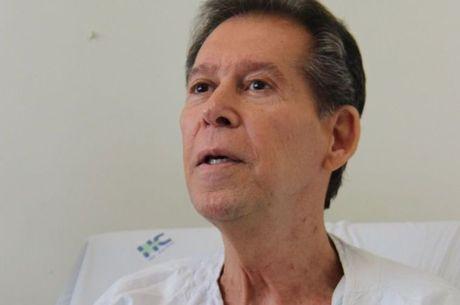 Vamberto de Castro participou de tratamento inovador
