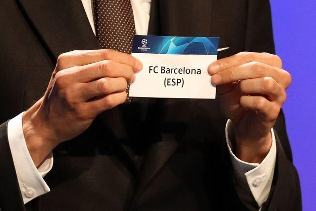 Vamos para o pote 2! Daqui para baixo, os clubes estarão posicionados de acordo com a sua pontuação no ranking da UEFA.