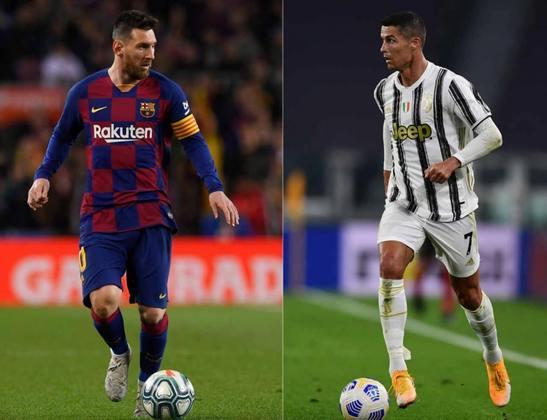 Vamos sempre enaltecer os relacionados, como Messi e CR7. Mas é importante valorizar os injustiçados
