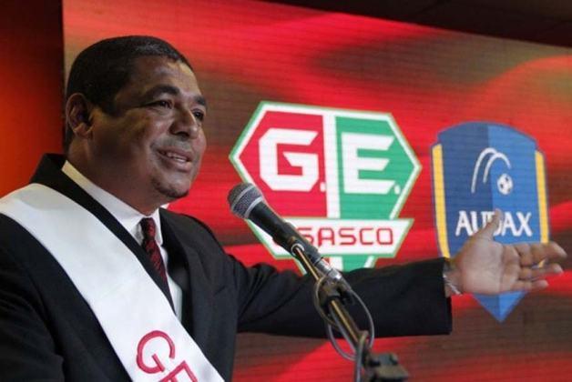 Vampeta - O ex-volante do Corinthians e da seleção brasileira atualmente é presidente do Audax, clube paulista que disputa a Série A-2 do estadual e também a Copa Paulista