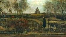 Quadro de Van Gogh é roubado de museu na Holanda