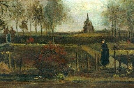 Quadro de Van Gogh é roubado em museu