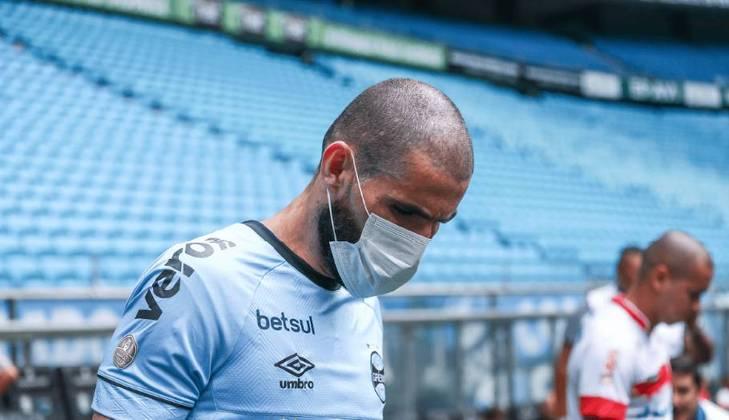 VANDERLEI- Grêmio (C$ 7,79) O Imortal atravessa um momento melhor do que o Inter e não sofre gol do Colorado desde julho de 2019. Com isso, o arqueiro do Tricolor Gaúcho torna-se uma grande opção para a rodada.