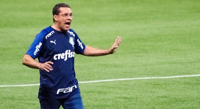 Vanderlei Luxemburgo também promete mudar sua atitude no Palmeiras