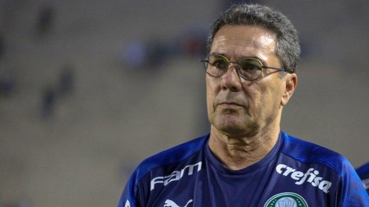 Vanderlei Luxemburgo possui nove títulos paulistas na carreira. São cinco com o Palmeiras, dois pelo Santos, um no Corinthians e um pelo Bragantino.
