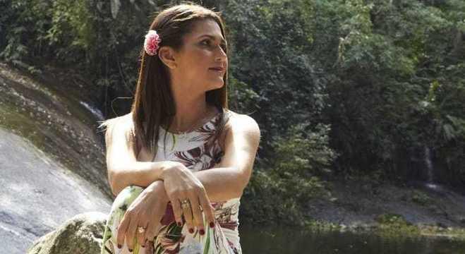 Vanessa Cavalcante, 38, conseguiu engravidar após três tratamentos