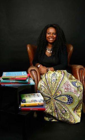 Vanessa criou distribuidora de livros em português no exterior