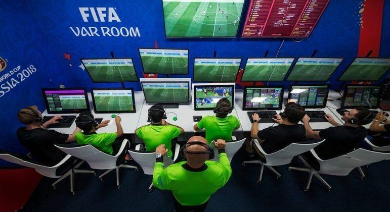 O sofisticado aparato do VAR que a FIFA montou na Copa da Rússia/2018