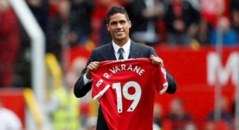 Varane - Manchester United