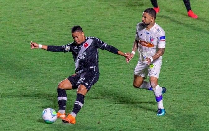 Vasco 0 x 0 Fortaleza - 19/11/2020 - A igualdade, naquela reta final de primeiro turno, resultou na saída do time cruz-maltino da zona de rebaixamento.