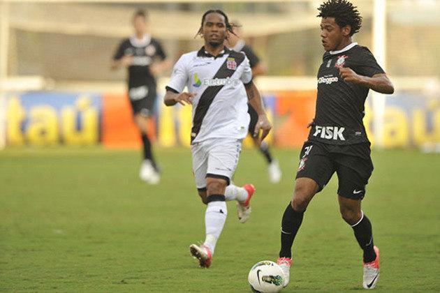 Vasco 0x0 Corinthians – São Januário – Brasileiro de 2012