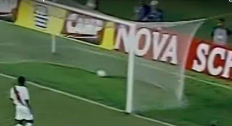 Vasco 0x3 Baraúnas-RN - Copa do Brasil 2005 (Oitavas de final)