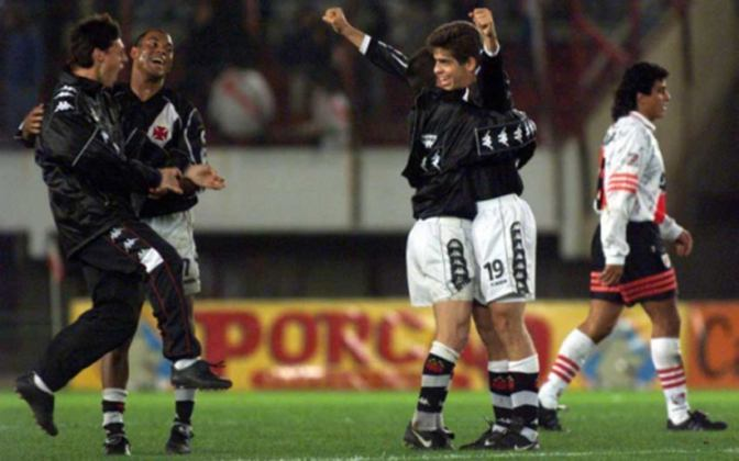 Vasco: 10 vitórias- O último triunfo do Vasco na Libertadores foi contra a Universidad do Chile